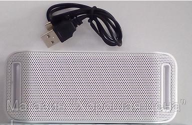 Беспроводная портативная колонка AK-211 Mini speaker Bluetooth, фото 2
