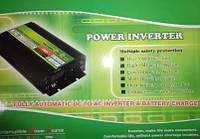 Пуско-зарядное устройство 3200W inverter with charger 12 V/220 UPS