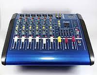Аудио микшер Mixer BT 8300D 8ch