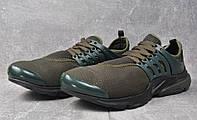 Кроссовки мужские NIKE AIR PRESTO D1769 темно-зеленые