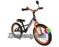 Беговел Azimut Balance Kids-14 дюймов-Оранжевый