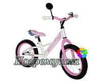 Беговел Azimut Balance Kids-12 дюймов-Розовый