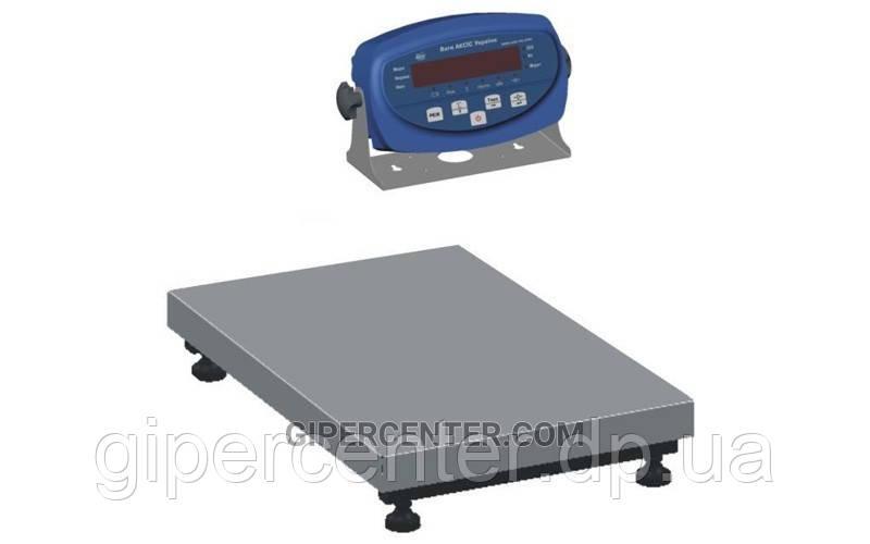 Товарные весы BDU150-0808 бюджет 800х800 мм (без стойки)