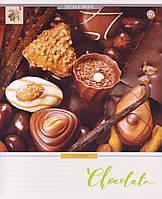 """Тетради 48 л. клетка """"Шоколад"""" 794980, фото 1"""