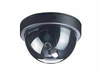 Купольная камера видео наблюдения муляж Security camera