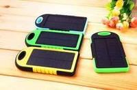 Внешний аккумулятор Power Bank Solar Charger 25000 mAh