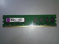 Память DDR2 2GB Kingston PC-4200 533MHz KVR533D2N4-2G