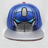 Кепка бейсболка Optimus Prime Трансформеры Transformers