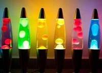 Лава лампа (Lava Lamp) 34см. Ночник, парафиновая лампа
