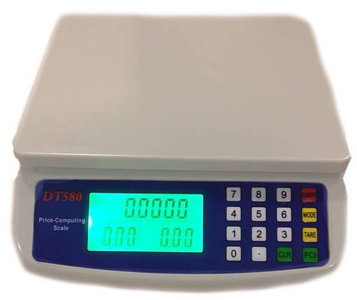 Весы фасовочные DT-580, фото 2