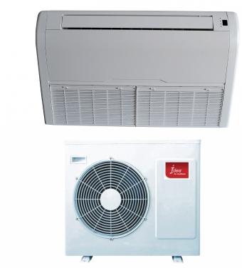 Сплит-система напольно-потолочного типа Idea IUB-48HR-SA6-N1, фото 2
