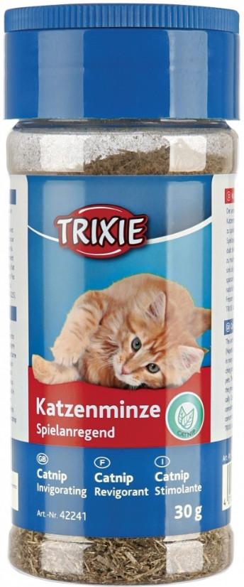 Trixie TX-42241 котовник (кошачья мята) 30г (с дозатором)