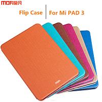 Кожаный чехол книжка Mofi на Xiaomi Mi Pad 3