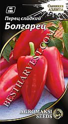 Семена сладкого перца «Болгарец» 0,2 гр