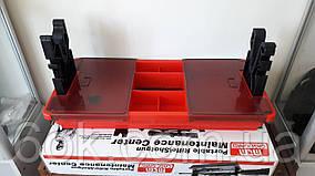 Подставка MTM для чистки оружия, с органайзером, портативная ц:красный