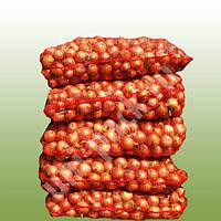 Сетка овощная красная 40*60