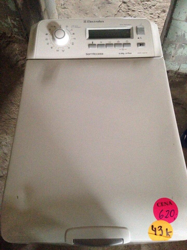 Б/У Стиральная машина Electrolux 1000 об. 6кг.