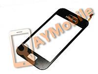 Сенсор (тачскрин) Samsung S5830 S5830i black