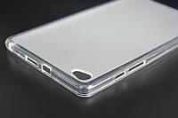 Ультратонкий чехол накладка на Huawei MediaPad M2 8.0 прозрачный