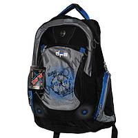 Подростковый рюкзак для школы фабричный пошив W1199-1F