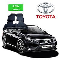 Автоковрики EVA для Toyota Avensis