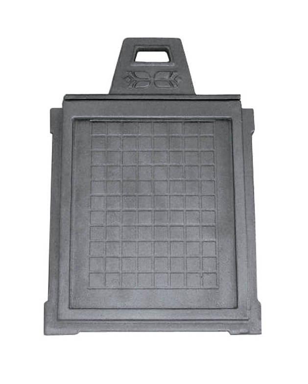 Шиберная заслонка для дымохода (39 х 30,5 х 26,5 см)