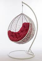 Круглое подвесное кресло Ларди