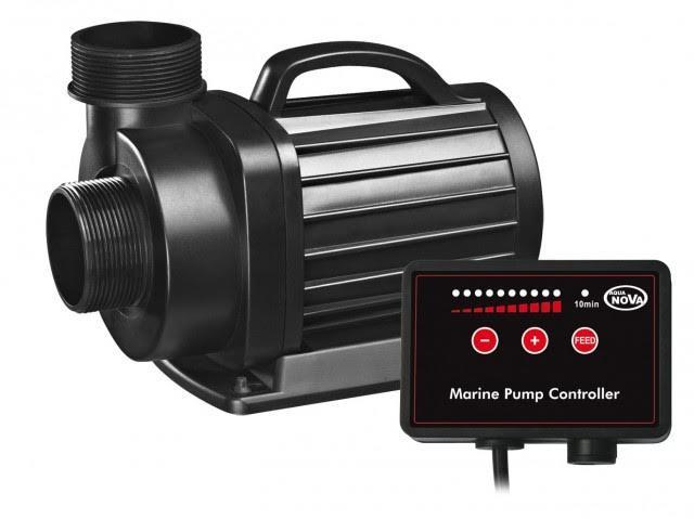 Насос для пруда AquaNova N-RMC-15000(24V) c регулятором