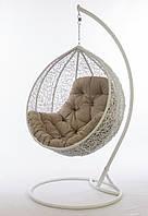 Плетеное подвесное кресло Ларди