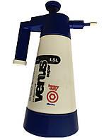 Пульверизатор нагнитающий KWAZAR VENUS ALKALINE для щелочей РН 7-14, 1,5 л