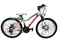 """Велосипед с дисковыми тормозами Crosser Force 24"""""""