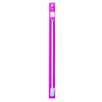Карниз на распорках Primanova стальной (розовый)
