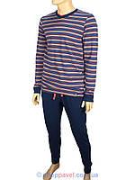 Мужская пижама Key в полоску MNS 394 B6