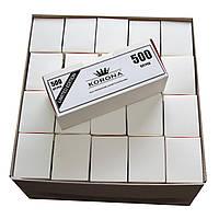 Гильзы сигаретные для набивки табаком купить в Украине оптом