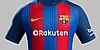 «Барселона» подписала контракт с компанией Rakuten