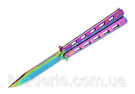 Нож-бабочка 1026 T, фото 2