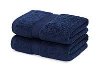 Полотенце. 50*100 синий