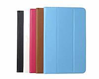 Кожаный чехол книжка Lichee на Huawei MediaPad T1 10 (5 цветов)