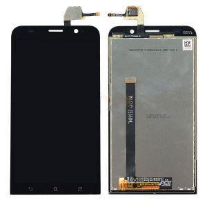 Дисплей с тачскрином Asus ZenFone 2 (ZE551ML) черный (HQ)