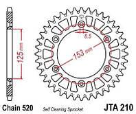 Звезда задняя HONDA CR, CRF, XR - JTA210.48 / JTA21048