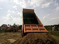 Доставка сыпучих материалов Киев, фото 1