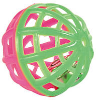 Набор мячиков Trixie Set of Toy Balls для кошек, 3 шт, фото 1