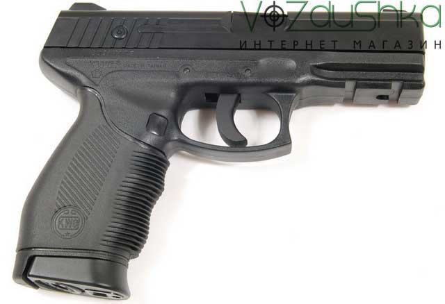 пневматический пистолет kwc km 46 (таурус)