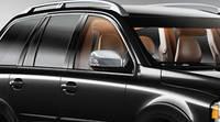 Накладки зеркал заднего вида R-Design для Volvo XC70 Новая Оригинальная
