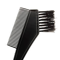 Кисть для окраски волос №k-57 с расческой