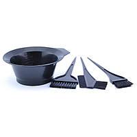 Набор кистей для окраски с миской Secrets №dgi-9130 (3 кисти)