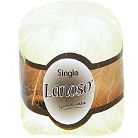 Пряжа Lanoso Single 901