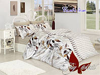 Комплект постельного белья Самба беж. (TAG-303е) евро