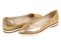 Туфли лодочки женские кожа