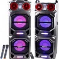 Активная акустическая система Temeisheng T262 (колонки) 2х120W + Bluetooth